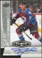 2010/11 Upper Deck Black Diamond Gemography #GTJ T.J. Galiardi Autograph