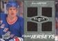 2010/11 Upper Deck Black Diamond Jerseys Quad #QJBL Brian Leetch