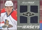 2010/11 Upper Deck Black Diamond Jerseys Quad #QJMF Michael Frolik