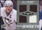 2010/11 Upper Deck Black Diamond Jerseys Quad #QJSC Sidney Crosby