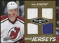 2010/11 Upper Deck Black Diamond Jerseys Quad Gold #QJPS Peter Stastny /25