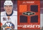 2010/11 Upper Deck Black Diamond Jerseys Quad Ruby #QJJT John Tavares /50