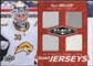 2010/11 Upper Deck Black Diamond Jerseys Quad Ruby #QJRM Ryan Miller /50