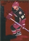 2010/11 Upper Deck Black Diamond Ruby #4 Wojtek Wolski 7/100