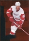 2010/11 Upper Deck Black Diamond Ruby #115 Johan Franzen /100
