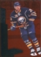 2010/11 Upper Deck Black Diamond Ruby #155 Thomas Vanek /100