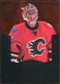 2010/11 Upper Deck Black Diamond Ruby #178 Henrik Karlsson /100