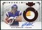 2011 Plates and Patches #214 Kyle Rudolph RC Jersey Patch Autograph 87/499