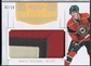 2011/12 Dominion #21 Brett Bulmer Mammoth Jersey Patch #02/10