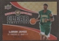 2010 Upper Deck World of Sports Clear Competitors #CC1 LeBron James /550