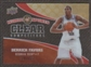 2010 Upper Deck World of Sports Clear Competitors #CC7 Derrick Favors /550