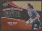 2010 Upper Deck World of Sports Clear Competitors #CC41 Hope Solo /550