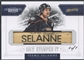 2011/12 Dominion #2 Teemu Selanne Had It Stamped It Stick #1/1