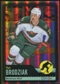 2012/13 Upper Deck O-Pee-Chee Black Rainbow #42 Kyle Brodziak 99/100