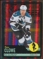 2012/13 Upper Deck O-Pee-Chee Black Rainbow #86 Ryane Clowe 52/100