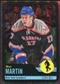 2012/13 Upper Deck O-Pee-Chee Black Rainbow #201 Matt Martin 3/100