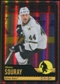 2012/13 Upper Deck O-Pee-Chee Black Rainbow #331 Sheldon Souray 5/100