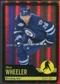 2012/13 Upper Deck O-Pee-Chee Black Rainbow #471 Blake Wheeler 93/100