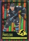 2012/13 Upper Deck O-Pee-Chee Black Rainbow #487 Joe Pavelski 91/100