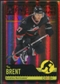 2012/13 Upper Deck O-Pee-Chee Black Rainbow #489 Tim Brent 26/100