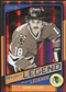 2012/13 Upper Deck O-Pee-Chee Black Rainbow #508 Denis Savard 36/100