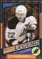2012/13 Upper Deck O-Pee-Chee Black Rainbow #527 Claude Lemieux 38/100