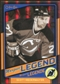 2012/13 Upper Deck O-Pee-Chee Black Rainbow #528 Scott Niedermayer 65/100