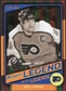2012/13 Upper Deck O-Pee-Chee Black Rainbow #539 Eric Lindros 80/100