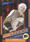 2012/13 Upper Deck O-Pee-Chee Black Rainbow #540 Tim Kerr 70/100