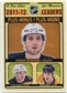 2012/13 Upper Deck O-Pee-Chee League Leaders (+/-) #LL Patrice Bergeron /Tyler Seguin/Zdeno Chara