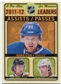 2012/13 Upper Deck O-Pee-Chee League Leaders (assists) #LLAST Henrik Sedin/Claude Giroux/Erik Karlsson