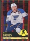 2012/13 Upper Deck O-Pee-Chee Rainbow #110 David Backes