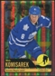 2012/13 Upper Deck O-Pee-Chee Rainbow #306 Mike Komisarek