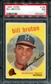 1959 Topps Baseball #165 Bill Bruton PSA 7 (NM) *4071