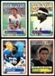 1983 Topps Football Partial Set (NM-MT)