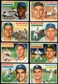 1956 Topps Baseball Starter Set (86 Cards) VG