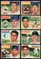 1956 Topps Baseball Starter Set (44 Cards) VG