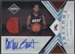 2010/11 Limited #158 Da'Sean Butler Silver Spotlight Patch Auto #06/25