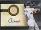 2012 Topps #PM Paul Molitor Gold Standard Patch Auto #07/10