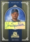 2005 Diamond Kings #131 Johan Santana Signature Silver Auto #1/5