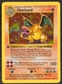 Pokemon Base Set 1 Single 1st Edition Charizard 4/102 - Shadowless LIGHT PLAY
