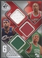 2009/10 SP Game Used #6SPNCJRM Pierce Nowitzki LeBron James Mayo Jefferson Redd Jersey #40/99