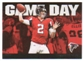 2011 Topps Game Day #GDMR Matt Ryan