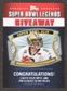 2011 Topps Super Bowl Legends Giveaway #SBLG9 Drew Brees
