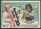 1978 Topps Baseball Cello Pack