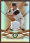 2009 Upper Deck Spectrum Gold Jersey #32 Matt Holliday /99