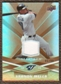 2009 Upper Deck Spectrum Gold Jersey #98 Vernon Wells /99