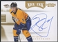 2011/12 Panini Contenders #32 Blake Geoffrion NHL Ink Gold Auto #15/25