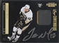 2011/12 Panini Contenders #130 James Neal Patch Auto #058/100
