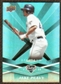 2009 Upper Deck Spectrum Turquoise #80 Jake Peavy /25